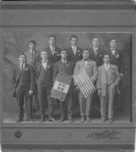 Italian-American group